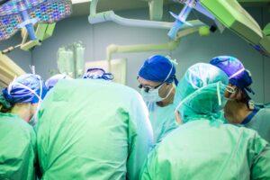 Chirurgie du pancréas