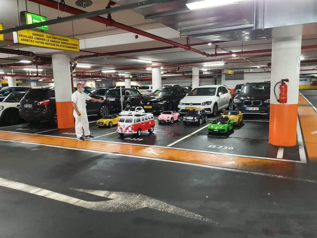 Les 7 voitures électriques