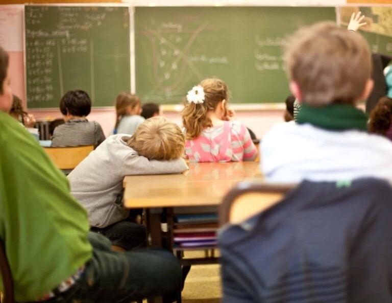 Enfant surdoué à l'école