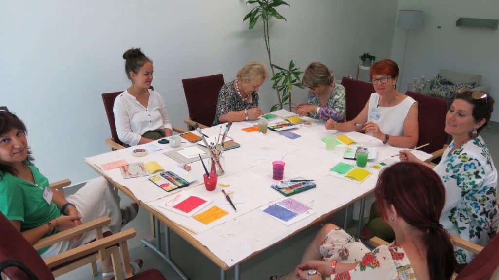 Journée découverte : soins de support et concept bien-être au Centre de Réhabilitation Château de Colpach