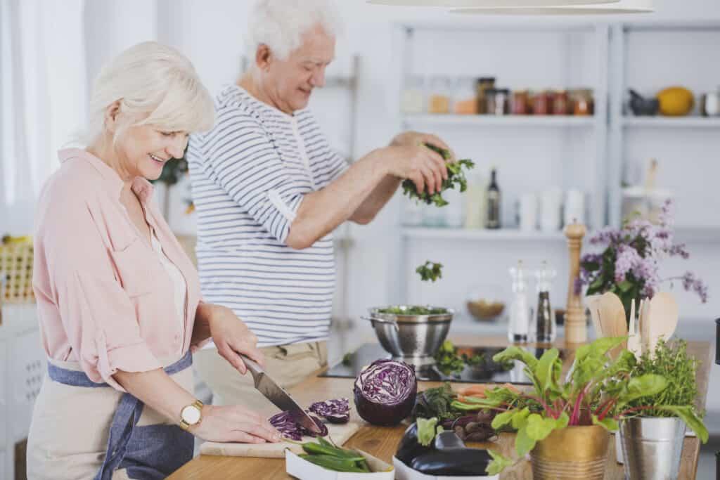 Bien manger pour mieux vieillir