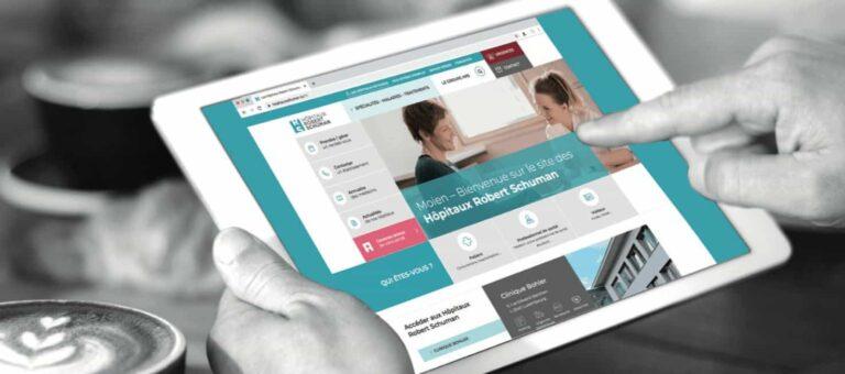 Découvrez le nouveau site web des HRS