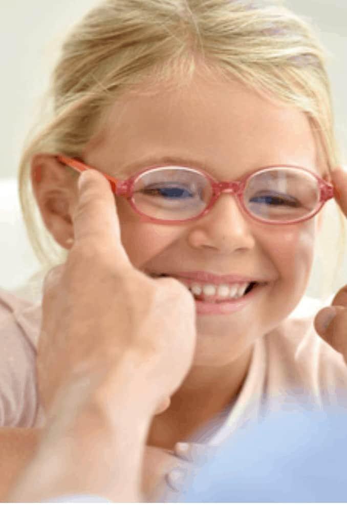 Il est possible de traiter l'amblyopie