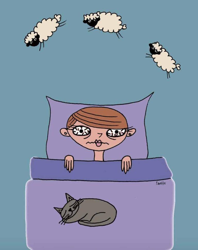 Les troubles du sommeil guettent chacun(e) d'entre nous.