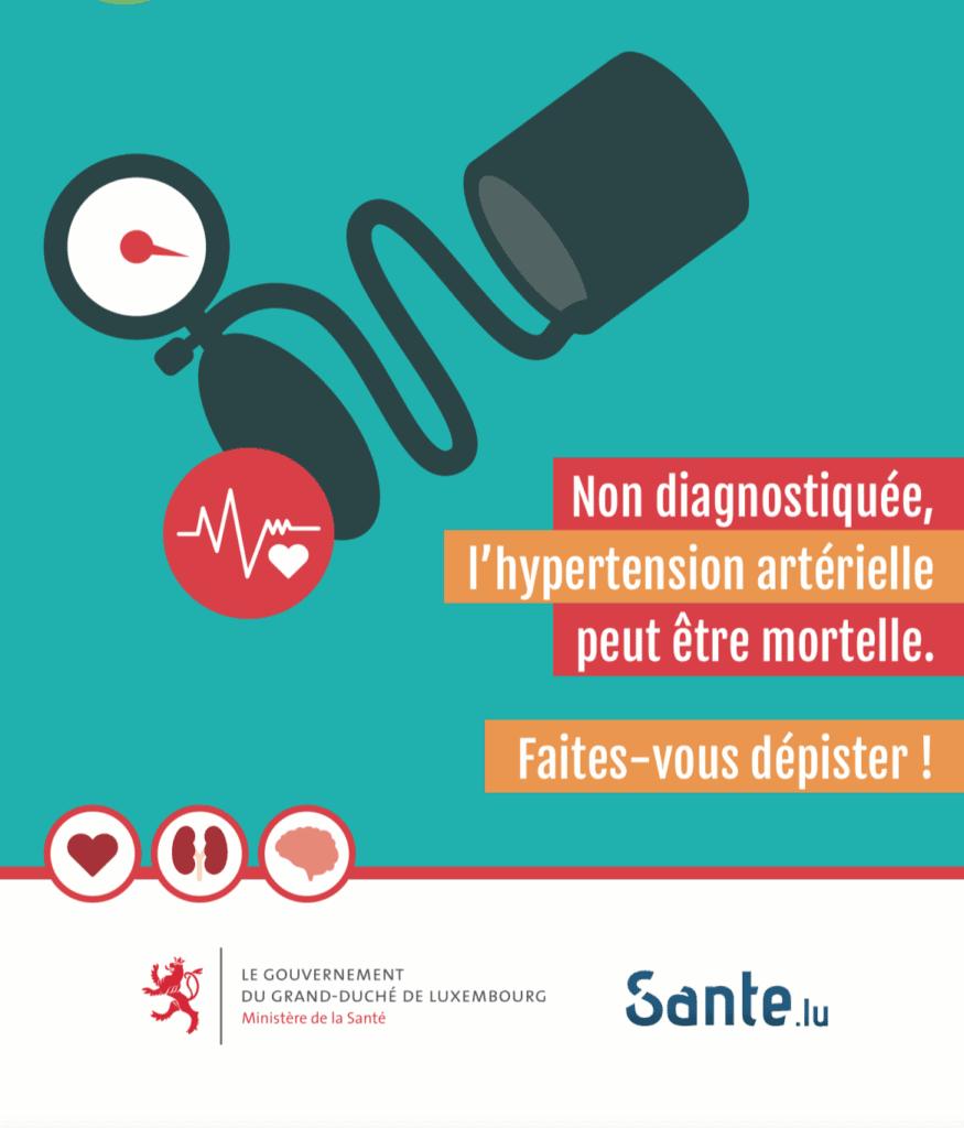 Hypertension artérielle et dépistage