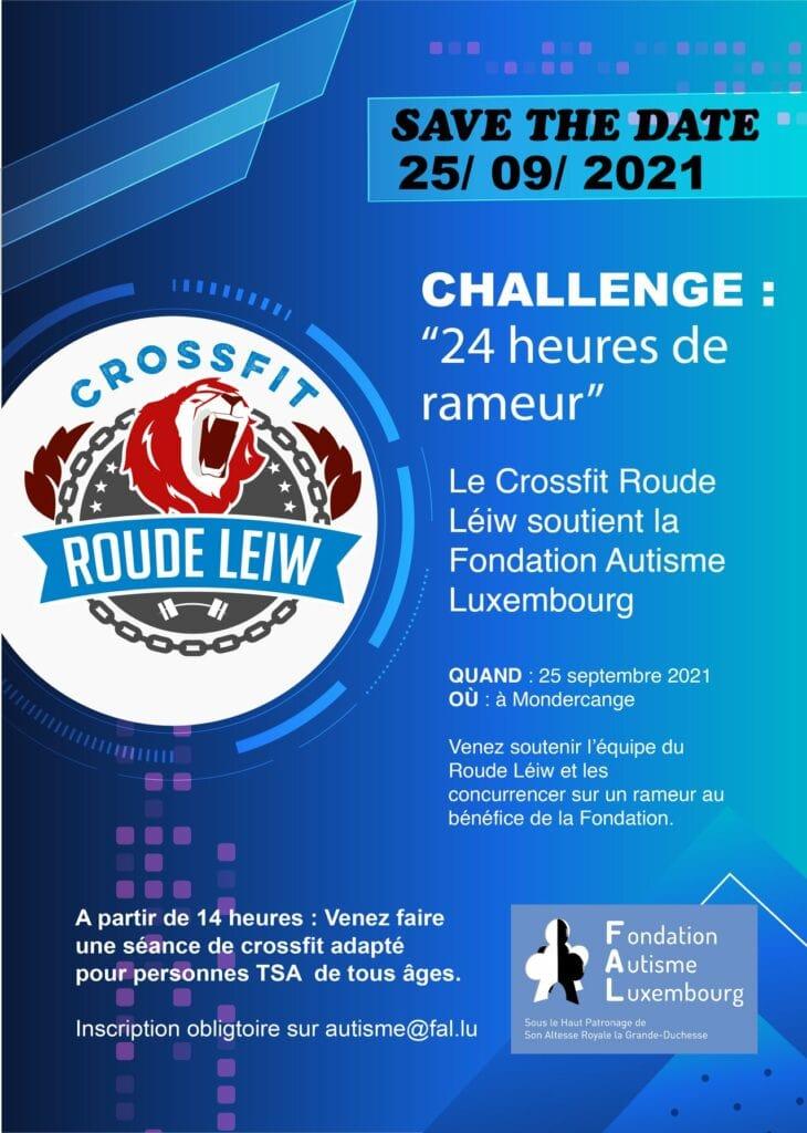Le Crossfit Roude Léiw