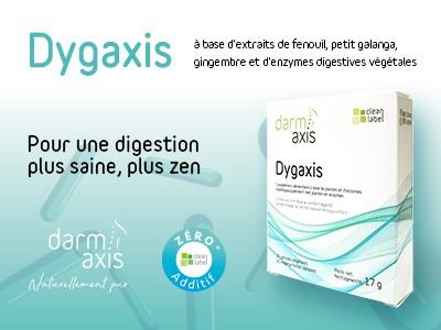 Dygaxis — Pour une digestion plus saine, plus zen