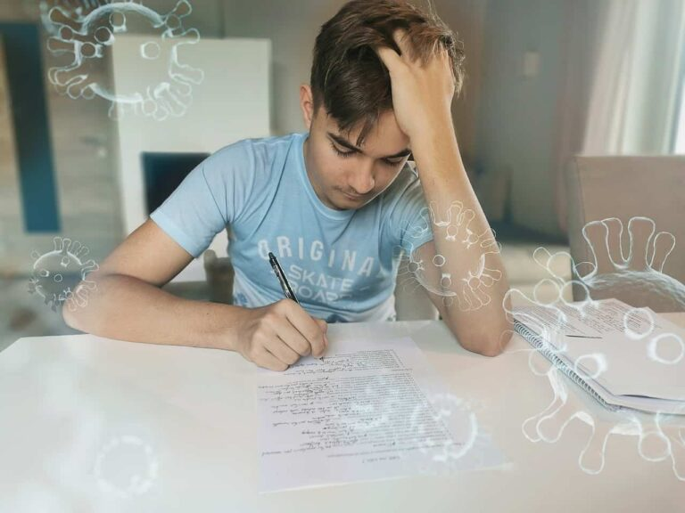 La détresse des étudiants