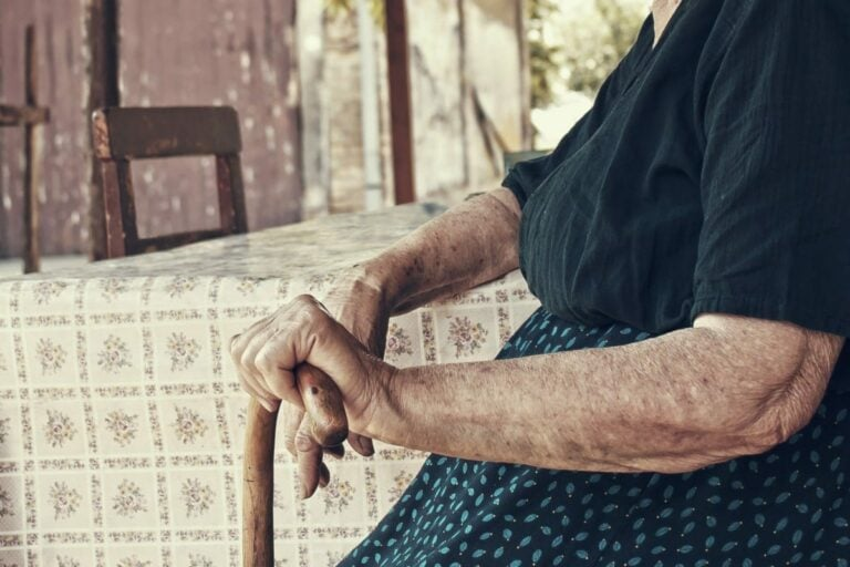 Seniors Parkinson
