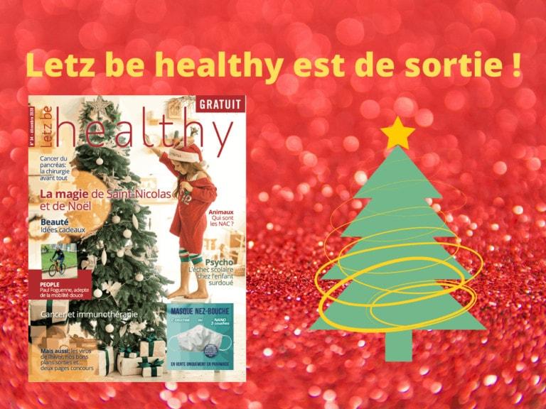 Letz be healthy est de sortie !