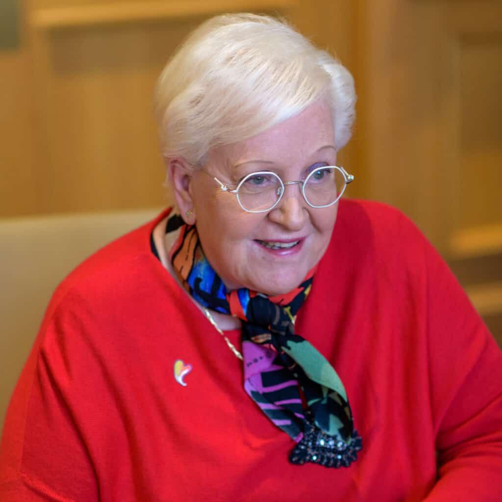 Michème Boiron ambassadrice BOIRON