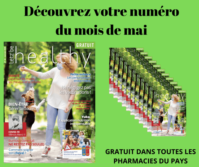 Letz be healthy mai 2020
