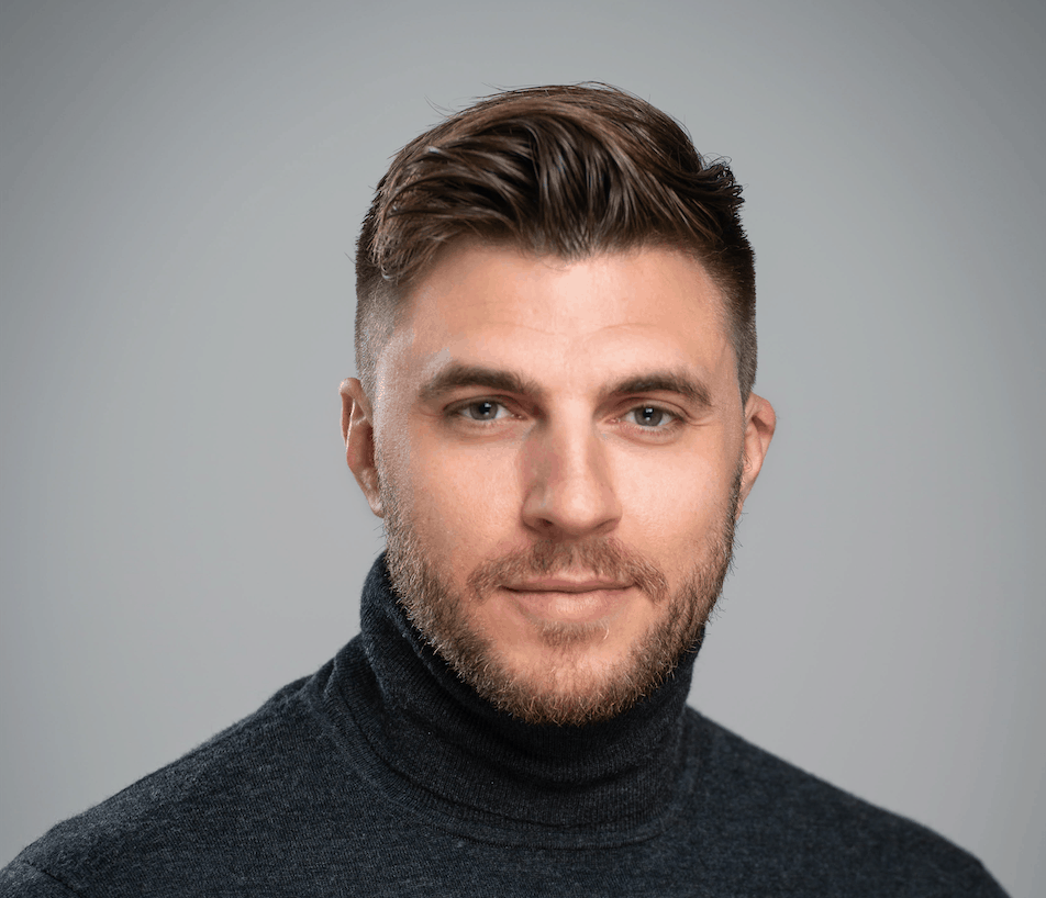 Matthieu Bracchetti, CEO