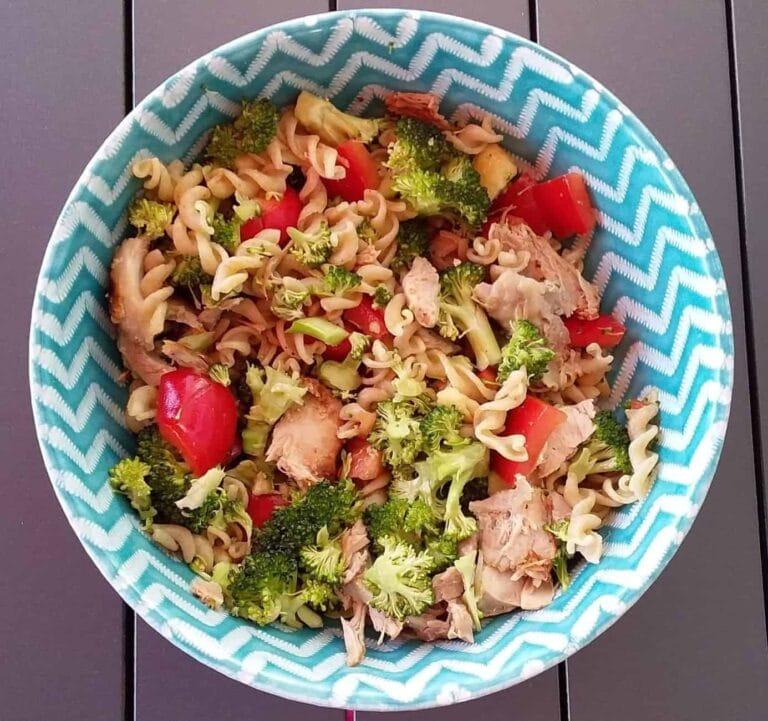 Salade de brocolis heathy