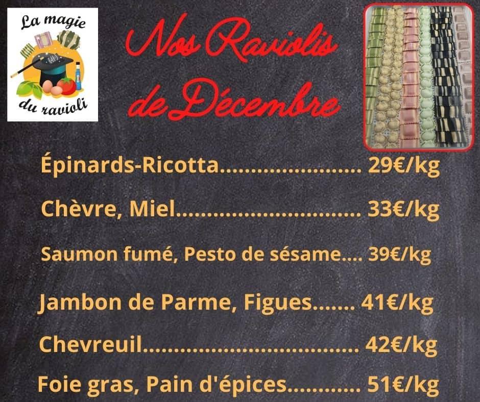 La Magie du Ravioli
