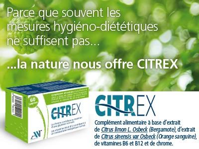 La nature vous offre CITREX