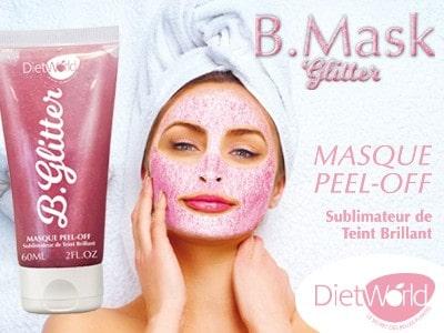 B.Mask Glitter