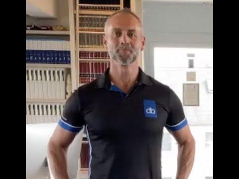 2ème cours de David Blondiau, fondateur de la Fitness Academy Luxembourg
