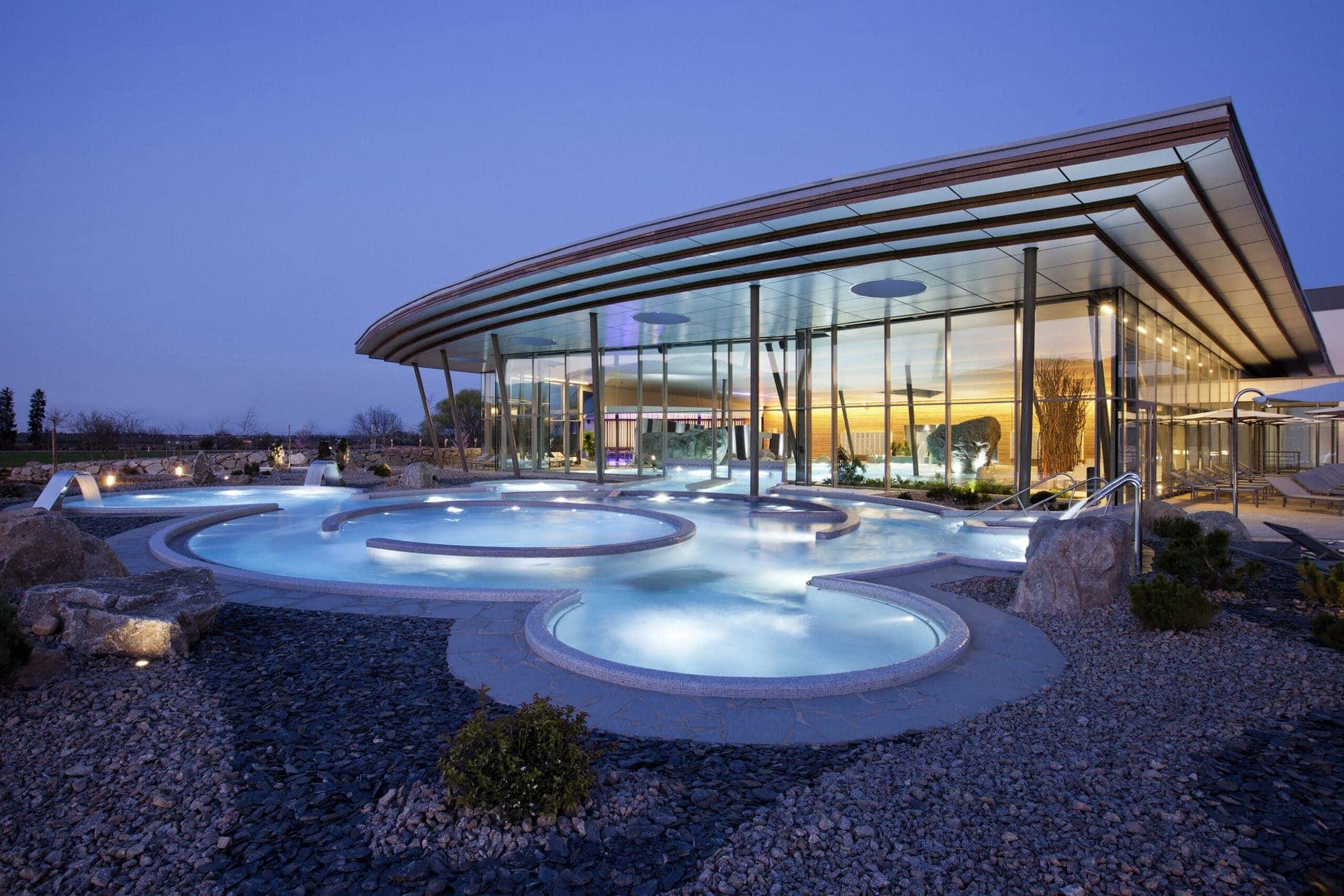 Hôtel, balnéo et casino Ribeauvillé